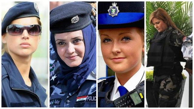 Las 13 policías más buenas del mundo. la mexicana desearas que te arreste