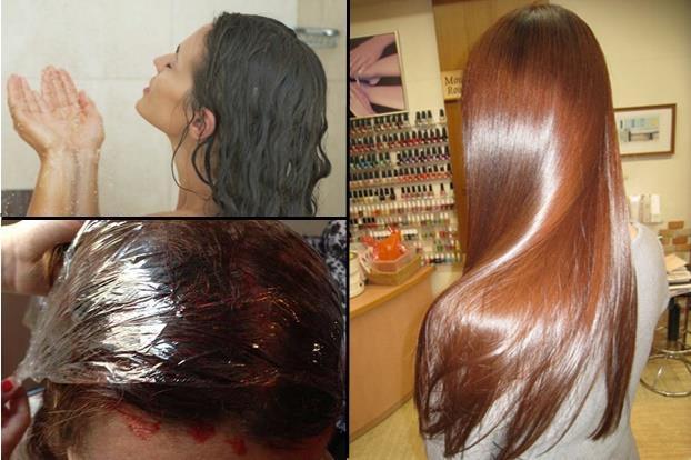 El aceite makadamii para los cabellos la reconstitución y la defensa las revocaciones