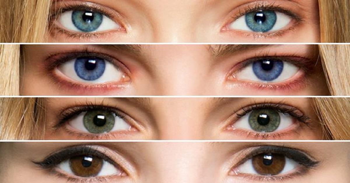 Aprende a cambiar el color de tus ojos de forma natural