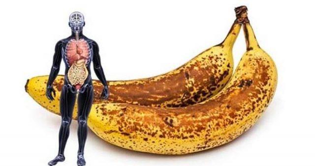 Si comes 2 bananos al día durante un mes, esto es lo que le sucederá a tu cuerpo!!!