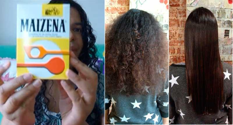 Como alisar el cabello de forma natural y permanente