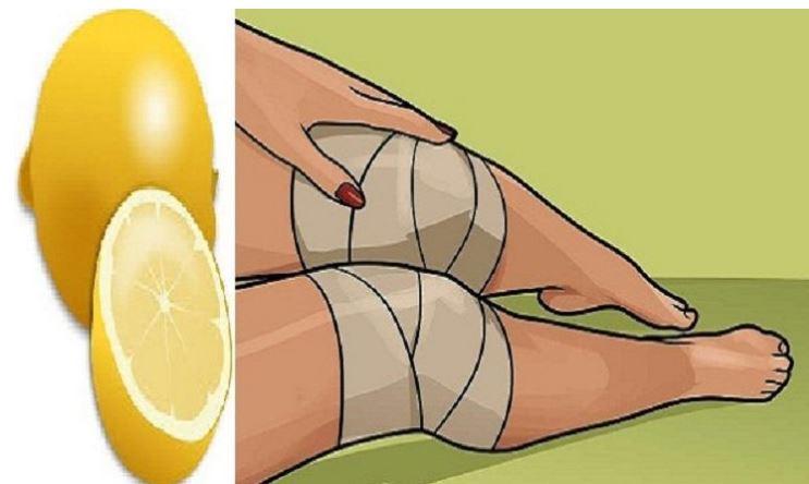 mira Cómo Debes Usar El Limón Para Deshacerte Del Dolor De Rodillas