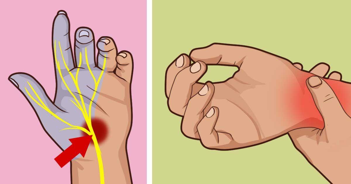 Sientes entumecimiento, hormigueo, debilidad, o daño muscular en la mano y dedos. Cuidado con esa terrible enfermedad