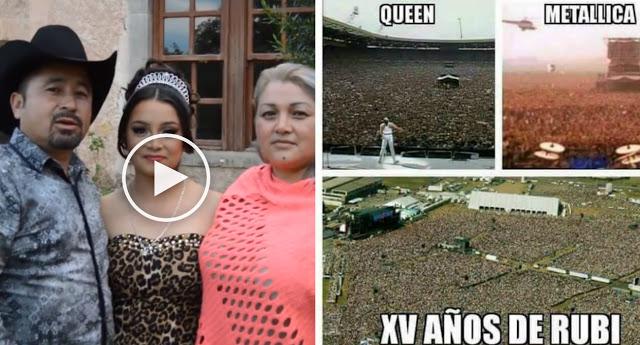 Invitación al XV de Rubí se vuelve viral, 12 FAMOSOS YA CONFIRMARON SU ASISTENCIA!