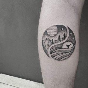 tatuajes-con-simbolos-yang