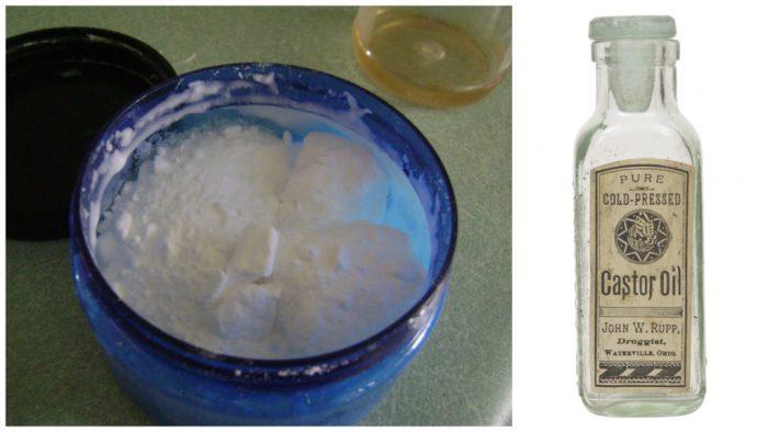 INCREÍBLE! El Aceite de Ricino y Bicarbonato de Sodio Pueden Tratar Más De 24 Problemas de Salud!.. |