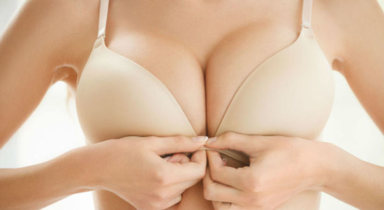 Obtén unos senos perfectos con esa receta y ejercicios