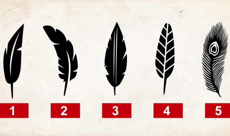 Dime cuál pluma te gusta y te diré un gran secreto de tu personalidad