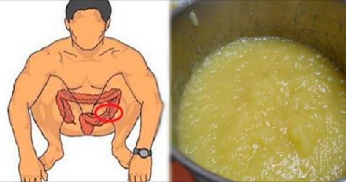 Esto limpia tu colon y lo deja completamente vacío y te hace perder peso