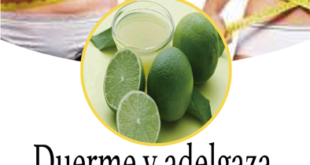 limon para adelgazar